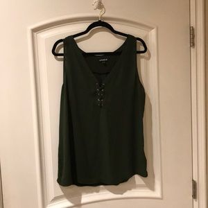 Express size L/G beautiful sleeveless top